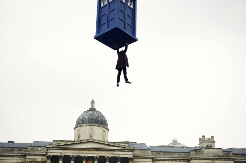 Una immagine di Doctor Who