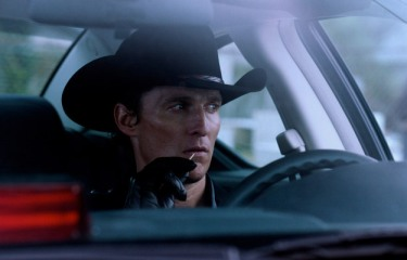 Matthew McConaughey in una scena di Killer Joe