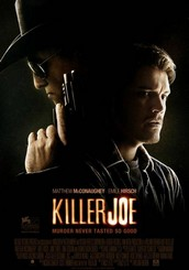 La locandina originale di Killer Joe