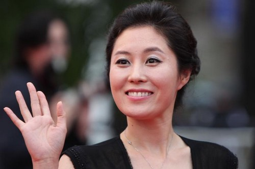Moon So-ri, giurata Venezia 73