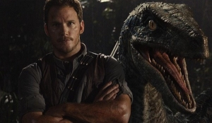 Jurassic World, intervista a Chris Pratt